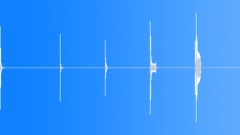 Simple Menu Clicks Pack 2 (5 Clicks) - sound effect