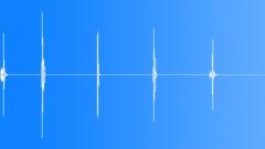 Simple Menu Clicks Pack (5 Clicks) - sound effect