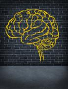Criminal mind Stock Illustration
