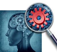 human intelligence-research - stock illustration