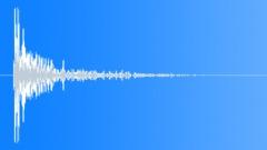 Window Film Bang Low 2 - sound effect