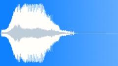 Cartoon Slow Wow - sound effect