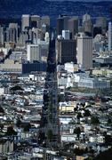 USA, California, San Francisco, cityscape Kuvituskuvat