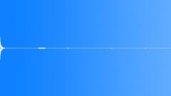 Wok lid 1 Sound Effect