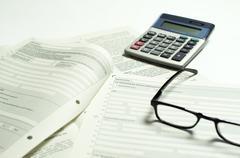 Business registration Stock Photos