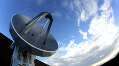 Space Observation Very Large Array Future Communications Science Technology Stock Footage