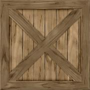 Stock Illustration of wood crate generated hires texture