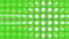 Green Panel Lights Abstract Motion Background Stock Footage