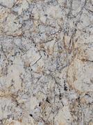large granite slab - stock photo