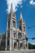 Cathedral Basilica of the Immaculate Conception, Denver Stock Photos