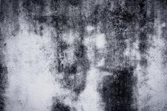 Stock Photo of black and white grunge background wall dirty texture