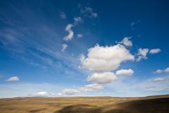 Stock Photo of Barren landscape, Sprengisandur region, Iceland