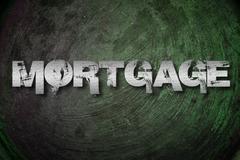 Mortgage concept Stock Illustration