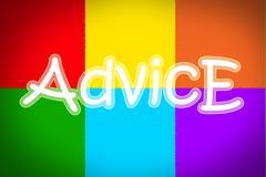 Advice concept Stock Illustration