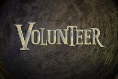 Volunteer concept Stock Illustration