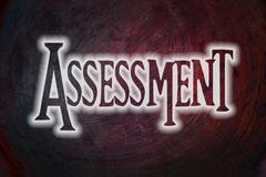 Stock Illustration of assessment concept