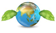 Stock Illustration of Planet Earth