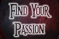 Stock Illustration of find your passion concept