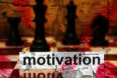 Stock Photo of motivation concept