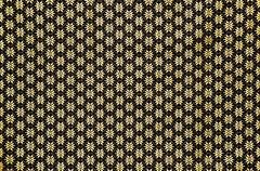 Thai silk fabric texture with floral pattern Kuvituskuvat