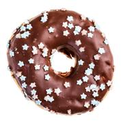 Stock Photo of stars and donut