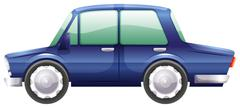 A car Stock Illustration