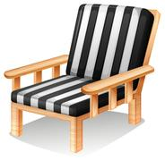 Stock Illustration of A relaxing chair