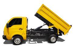 Large dump truck Kuvituskuvat