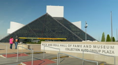 4K Rock and Roll Hall of Fame 1 Arkistovideo