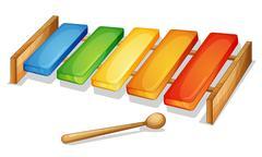 Xylophone Piirros