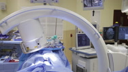 Stock Video Footage of Medical - Surgery Equipment - Machine 2