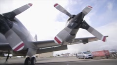 RNZAF P3 Orion aircraft, RIMPAC 2014 Stock Footage