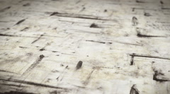 Grunge painted background loopable panning Stock Footage