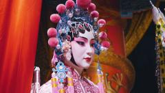 Chinese Opera. Stock Footage