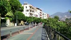Stock Video Footage of Alanya Turkey Turkish Tourist Paradise 2