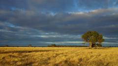 Australian Landscape, Ultra HDTV time-lapse Stock Footage