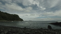 Near Mitsuisshi wide angle, non color graded Full HD (1920x1080) Stock Footage