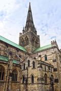 Chichester cathedral, west sussex Stock Photos