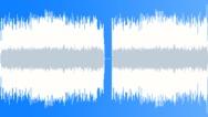 Stock Music of Jingle Bells heavy metal version (7 strings guitar + loop included)