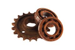 Gear wheels and cogs, Kuvituskuvat