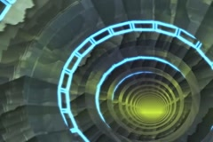 Tunnel Vision Stock Footage