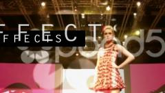 Fashion Show - stock after effects