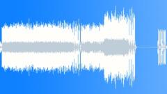 Stock Music of Grunge Mass Turnpike Roadrage