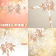 Stock Illustration of Christmas Set of sparkle background. EPS 10