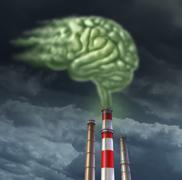 pollution solutions - stock illustration