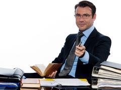Man professor teaching Kuvituskuvat