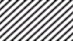 Silver colored lines in seamless loop X-04 Stock Footage