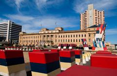 Stock Photo of adelaide southern plaza