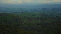 Grassy Hills Stock Footage