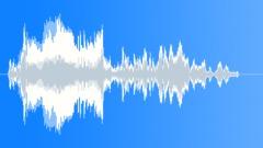 Cartoon low choking kill sound - sound effect